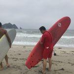 セカンドチャレンジ サーフィン