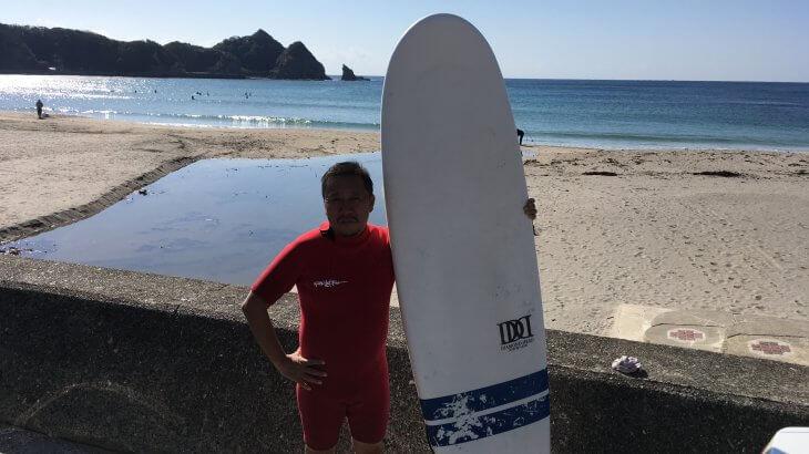 2週間ぶりのサーフィン
